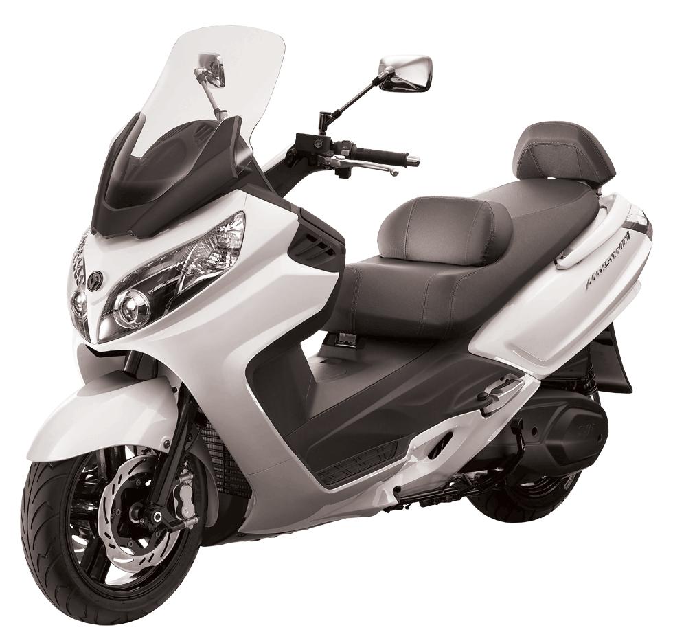 Maxsym400i-White